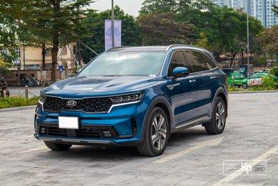 Kia Sorento All-New đang bán tại Việt Nam 1