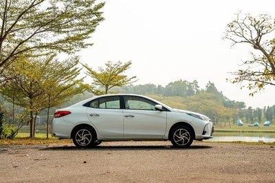 Toyota Vios 2021 phiên bản mới 2.