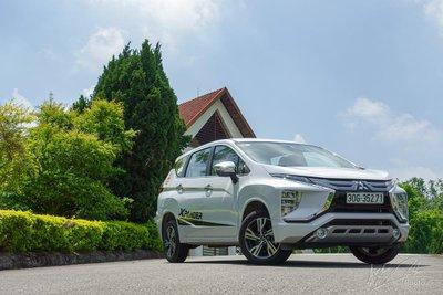 Mitsubishi Xpander 2021 là mẫu xe nhập khẩu ăn khách tại Việt Nam 1