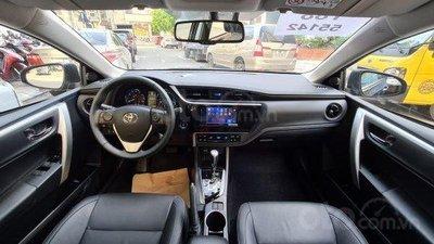 Thiết kế nội thất xe Toyota Corolla Altis a2