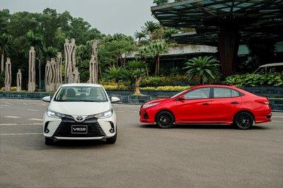 """Giảm gần 50% doanh số trong tháng 2, Toyota bỏ lại """"ngai vàng"""" cho Hyundai 1"""