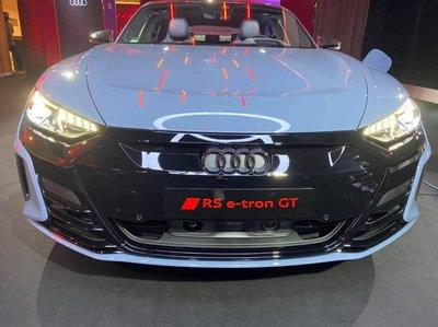 Audi e-tron GT sớm xuất hiện tại Đông Nam Á sau khi ra mắt thế giới.