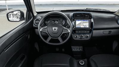 Dacia Spring là 1 lựa chọn đáng cân nhắc cho kháchcần mua xe xanh sạch đẹp.