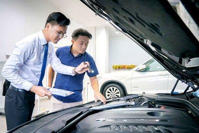 Hỗ trợ khắc phục sự cố trên đường Roadside Assistance (RSA) được áp dụng cho khách hàng mua xe BMW, MINI do THACO phân phối 1.
