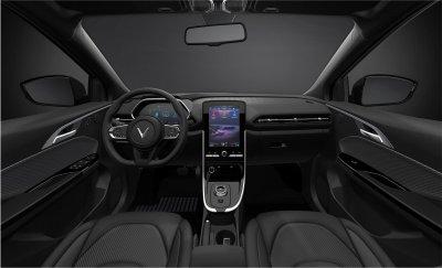 Ô tô thuần điện VinFast VFe34 có giá dự kiến, đại lý mở đặt cọc từ 24/3 A4