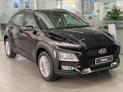 Đại lý liên tục điều chỉnh giá sốc cho Hyundai Kona, giảm sâu nhất 60 triệu đồng 1