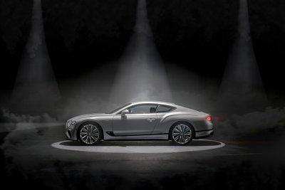 Bentley Continental GT Speed 2022 hấp dẫn cực đỉnh.