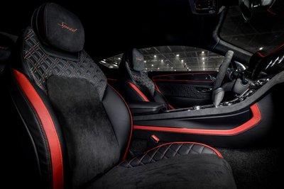 Bentley Continental GT Speed 2022 đẹp mắt, cuốn hút.
