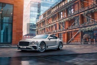 Bentley Continental GT Speed 2022 mới mạnh hơn, dự kiến tăng giá.