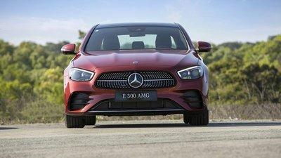 Mercedes-Benz E-Class 2021 chính thức ra mắt Việt Nam, giá cao nhất 2,95 tỷ đồng a2