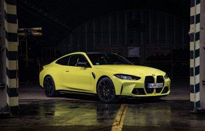 [Bangkok 2021] BMW M4 Competition 2021 đẹp mắt, cực ngầu.