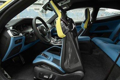 [Bangkok 2021] BMW M4 Competition 2021 hứa hẹn mang đến cảm giác lái thượng đỉnh.