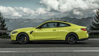 [Bangkok 2021] BMW M4 Competition 2021 toát lên vẻ thể thao đáng có của 1 mẫu xe hiệu suất hàng đầu.
