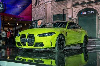 [Bangkok 2021] BMW M4 Competition 2021 ra mắt Đông Nam Á.