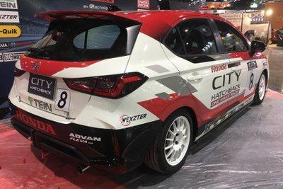 Honda City phiên bản xe đua hứa hẹn mang đến 1 trải nghiệm hoàn toàn mới.