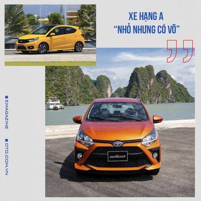 """Điều gì khiến dòng xe hạng A """"ăn nên làm ra"""" tại thị trường Việt Nam? a1"""