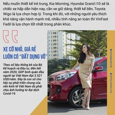 """Điều gì khiến dòng xe hạng A """"ăn nên làm ra"""" tại thị trường Việt Nam? a5"""