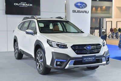[Bangkok 2021] Subaru Outback 2021 hoàn toàn mới ra mắt ASEAN, sắp đến Việt Nam.