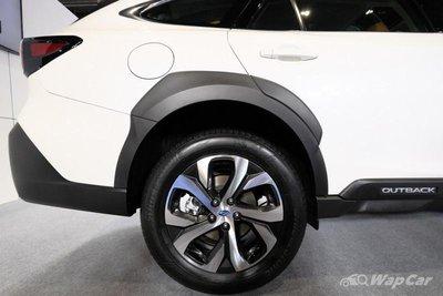 [Bangkok 2021] Subaru Outback 2021 chỉ trang bị duy nhất 1 biến thể động cơ.