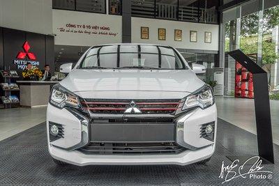 Mitsubishi Attrage 2021 có khả năng tiết kiệm nhiên liệu rất đáng nể.