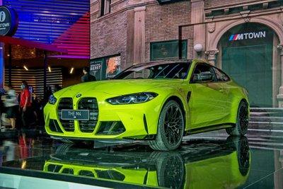 [Bangkok 2021] BMW M4 Competition 2021.