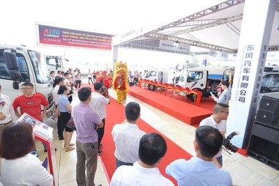 Triển lãm Vietnam AutoExpo 2021.