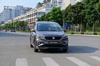 Suzuki Ertiga được trang bị những công nghệ hiện đại, giúp mang đến khả năng vận hành êm ái và an toàn.