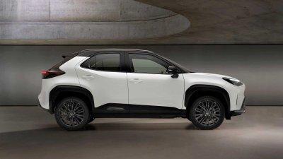Toyota Yaris Cross Adventure đậm chất off-road và phiêu lưu.