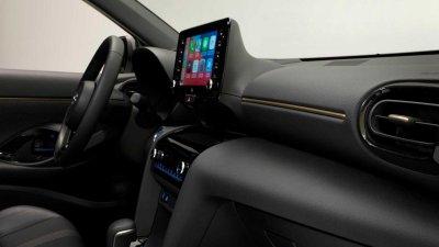 Toyota Yaris Cross Adventure tăng cường trải nghiệm lái.