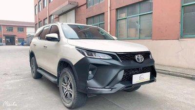 Toyota Fortuner bản cũ độ lên phiên bản Legender 2021.