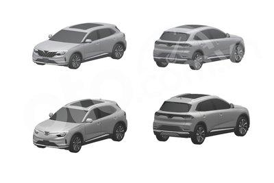 Lộ diện 2 mẫu xe mới được VinFast đăng kí bảo hộ tại Úc - Ảnh 2.