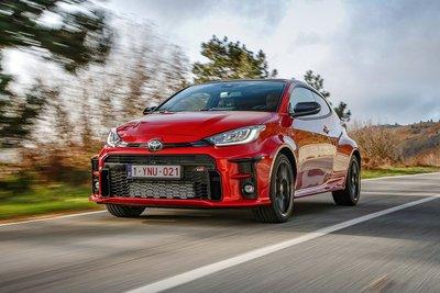 Toyota Yaris 2021 GR sẽ sớm vào tay khách hàng trong thời gian tới.