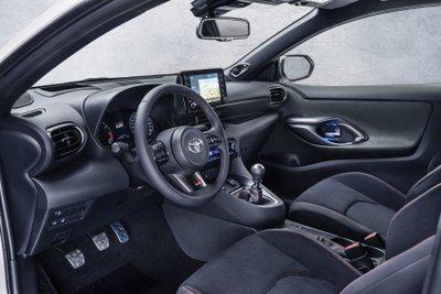 Toyota Yaris 2021 GR sắp đến các đại lý trong thời gian tới.
