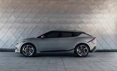 Kia EV6 GT 2022 đậm chất thể thao.