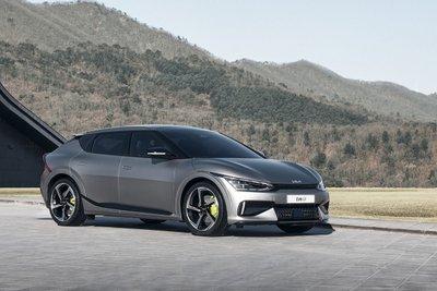 Ô tô điện Kia EV6 2021 ra mắt 1