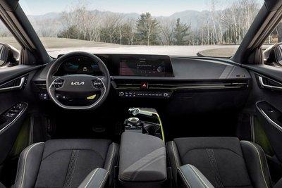 Không gian nội thất xe Kia EV6 2021 1