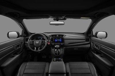 Honda CR-V LSE Nội thất.