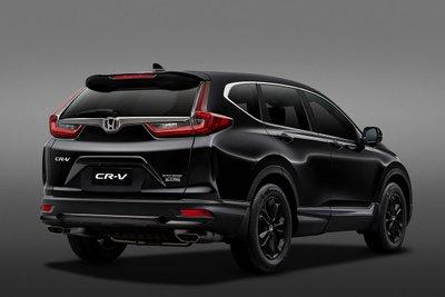 Honda CR-V LSE đuôi xe.