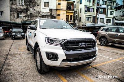 Ford Ranger thống lĩnh phân khúc xe bán tải với doanh số 2.171 xe 1