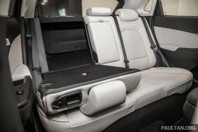 Hyundai Kona 2021 cũng chú trọng khả năng đa dụng.