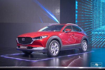 Giá lăn bánh Mazda CX-30 2021.