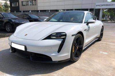 Điều gì khiến Porsche hào hứng đưa mẫu xe điện tiền tỷ Taycan bán tại Việt Nam? 1