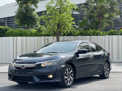 Honda Civic 2018.