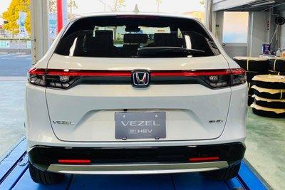 """Cận cảnh Honda HR-V 2022 tại đại lý, """"lột xác"""" hoàn toàn, dễ thành hàng """"hot"""" qua mặt Seltos a3"""