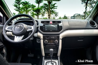 Toyota Rush 2020.