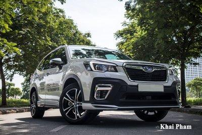 Subaru Forester giảm giá kịch sàn 159 triệu đồng, Hyundai Tucson dè chừng 1
