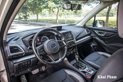 Nội thất xe Subaru Forester 1