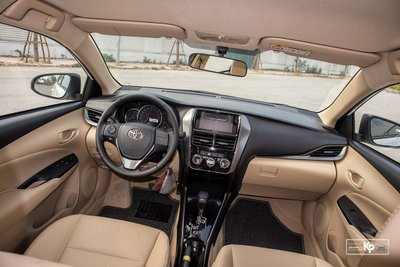 Toyota Vios E 2021.