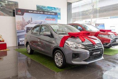 Mitsubishi Attrage MT 2019 .