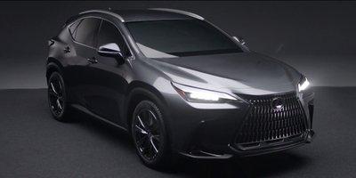 Lexus sẽ công bố thế hệ thứ hai của NX vào ngày 13/6 tới đây.